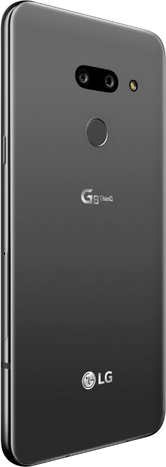 LG G8 ThinQ | Grade A+ | Verizon | Platinum Gray | 128 GB | 6.1 in Screen