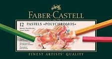 Faber-Castell Polychromos Pastel Crayon 12 Color Professional Artist 128512