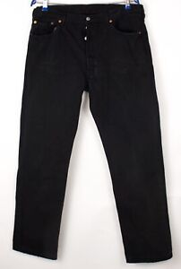 Levi's Strauss & Co Hommes 501 Jeans Jambe Droite Taille W38 L32 BDZ746