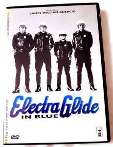 Electra-Glide-in-blue-James-William-GUERCIO-dvd-Excellent-etat