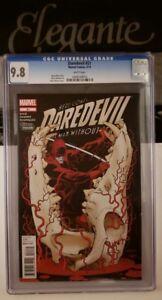 Daredevil-21-1st-Superior-Spider-Man-App-CGC-9-8-Amazing-700-Marvel-2013-NM