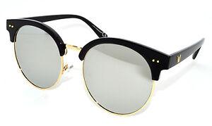 Mohawk Eyewear Damen Sonnenbrille, weiß