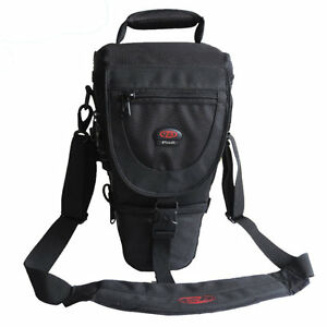 DSLR Camera Bag Telephoto Lens Pouch for Canon Nikon 70-200 80-400 ...