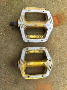 Old-School-Bmx-TTK-Pedals-Raleigh-Burner