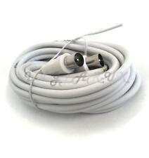TV television aerial lead earial connecton connector 4M long vidio