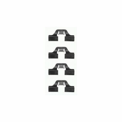 Fits Skoda Fabia 6Y5 1.9 TDI Genuine Mintex Rear Brake Pad Fitting Kit
