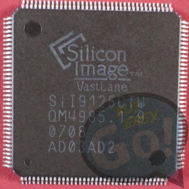 1PCS HDMI Receiver Transmitter IC SILICON LMAGE TQFP-100 SIL9134CTU SII9134CTU