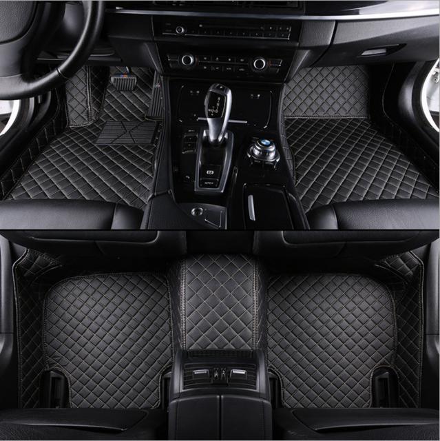 Luxury Custom Car Floor Mats For Acura TL Sedan 4-Door