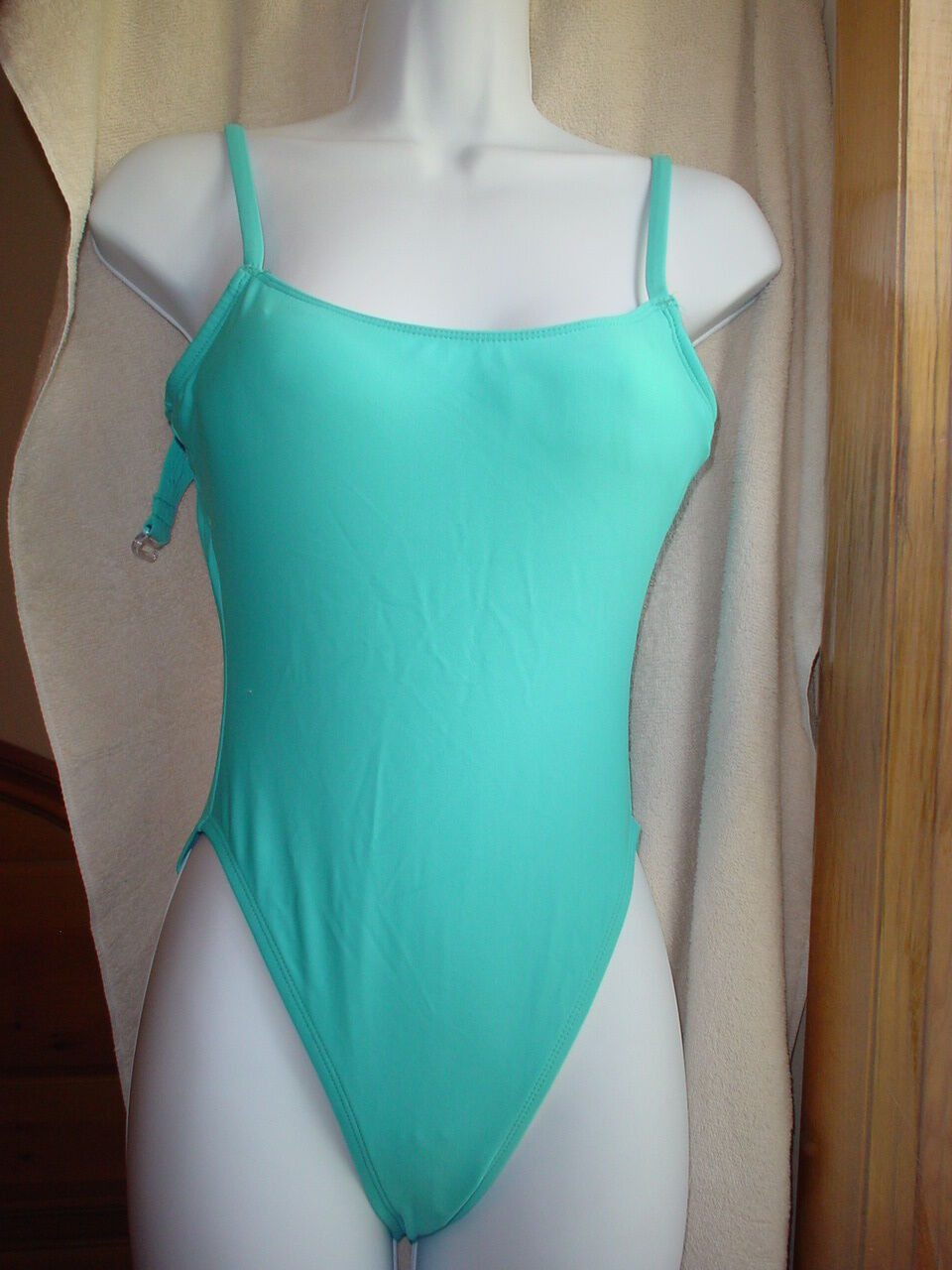 Victorias Secret Miracle One Piece 32A bluee NWOT