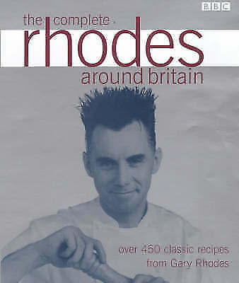1 of 1 - The Complete Rhodes Around Britain by Rhodes, Gary Paperback Book The Cheap Fast