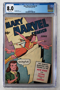 MARY-MARVEL-COMICS-2-CGC-8-0-CAPTAIN-MARVEL-SPINOFF-1946-GOLDEN-AGE