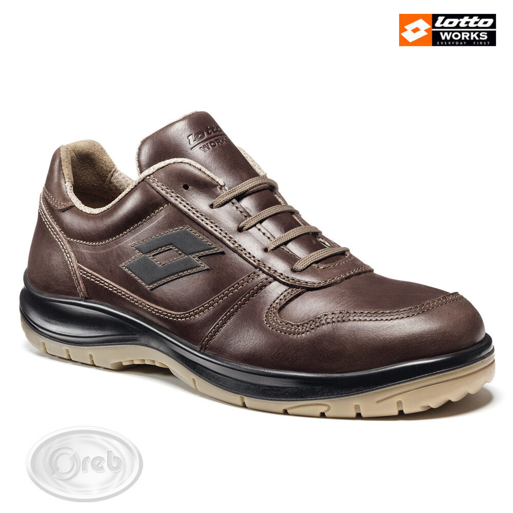 CHAUSSURES DE ProugeECTION LOTTO WORKS LOGOS II R6990 S3 SRC IMPERMÉABLE
