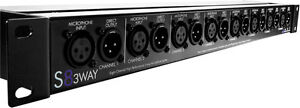 ART-S8-3Way-Eight-Channel-Three-Way-Mic-Splitter-3-Outputs-Per-Channel