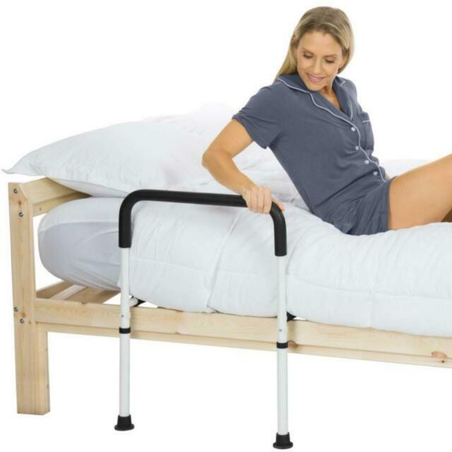 Bed Rail By Vive Assist Bar For Adults Seniors Elderly Handicap