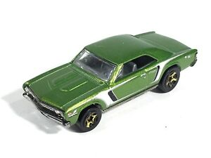 Hot Wheels /'67 Chevelle SS 396 Muscle Mania Green