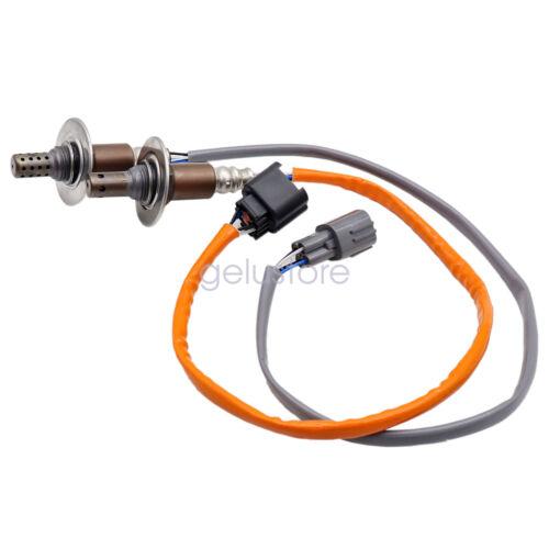 2Pcs Up+Downstream Oxygen Sensor For Subaru Forester Impreza Legacy 06-10 2.5L