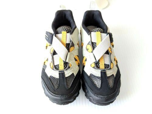 Dark Grey /& Yellow New in Box Pick Size Merrell Kid/'s Shoes WaterPro Z-Rap