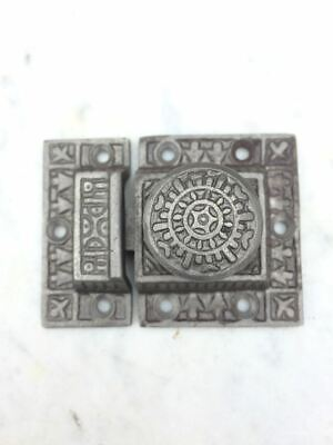 EastLake *Cast Iron Cupboard Cabinet Lock//Latch
