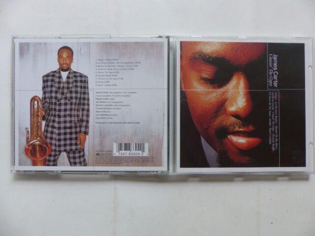 CD ALBUM JAMES CARTER Chasin the gypsy 7567 83304 2