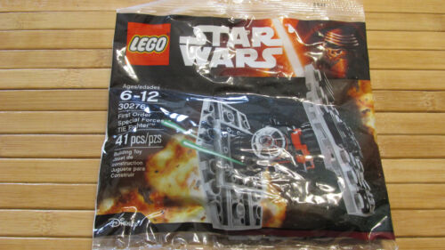 Lego Star Wars 30276 brand new in bag Tie Fighter First Order