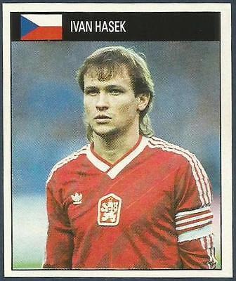 ORBIS 1990 WORLD CUP COLLECTION-#382-CZECHOSLOVAKIA-MIROSLAV KADLEC