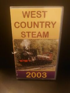 West-Country-Steam-2003-VHS-Video