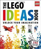 The Lego Ideas Book: Unlock Your Imagination, Leggo Kids Reading Books Education on sale