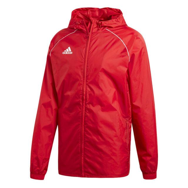 adidas core 18 rain jacket jacke