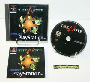 ++ jeu playstation 1 PS1 THE NOTE ++