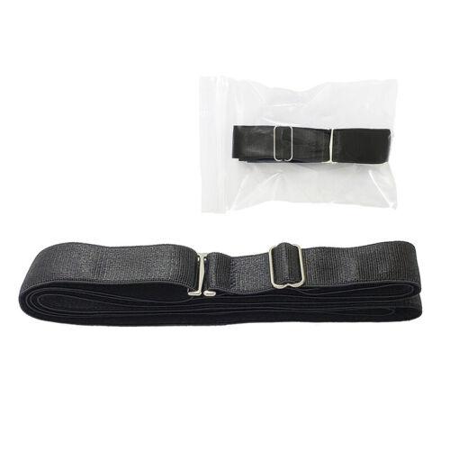 Fashion Shirt Holder Adjustable Shirt Stay Best Tuck It Belt men Shirt Hold  X