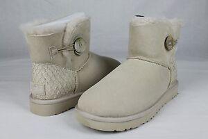 12536b8776d order ugg mini bailey button perla cream fa72a 91825