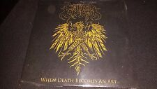 KILLING ADDICTION When Death Becomes An Art Metal Malevolent Obituary Grave NEW!