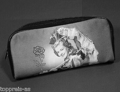 Cordiale Borsa Cosmetici Designer Moreno Cultura Sacchetto Schlampermäppchen Astuccio Cartella Molla-hen Etui Federmappe It-it Mostra Il Titolo Originale Tecniche Moderne