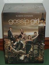 GOSSIP GIRL-LA SERIE COMPLETA-1-6 TEMPORADAS-30 DVD-NUEVO-PRECINTADO-NEW-SEALED