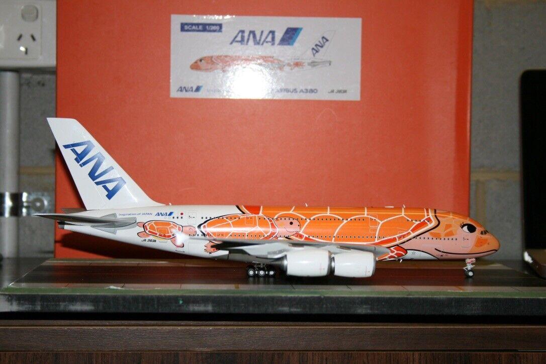JC Wings 1 200 ANA All Nippon Airbus A380-800 JA383A  Ka La Turtle  (EW2388003)