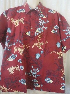 DAGACCI Mens Dress Shirt Perma Press Polyester DRAGON BLUE SATIN SHEEN NEW M-2XL