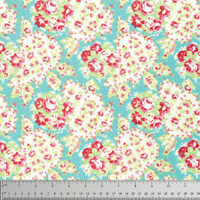 CHIRPY LOLA WHITE 110cm per 50cm Charles Parsons 100/% Cotton Print Fabrics