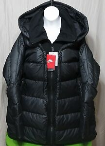 16a415b9574c Image is loading NIKE-UPTOWN-550-DOWN-COCOON-WOMENS-JACKET-FULL-
