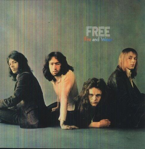 Free - Free : Fire & Water [New Vinyl] 180 Gram