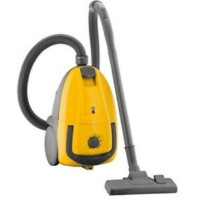 NEW-Argos-VC-06-Bagged-Cylinder-Vacuum-Cleaner-1600W-Yellow-amp-Grey