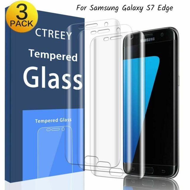 3x Lcd Ultra Clear Hd Screen Protector For Android Phone Samsung Galaxy J7 For Sale Online Ebay