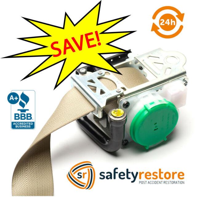 For Toyota 4runner Dual Stage SEAT Belt Repair Service OEM