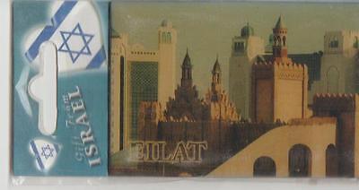 Israel.Eilat FRIDGE MAGNET JUDAICA GIFT  HOLY LAND.New