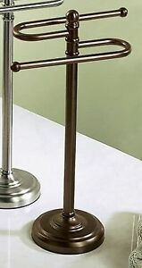 Hand Towel Holder Free Standing Stand
