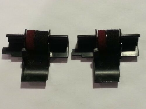 FREE SHIPPING IN US 2 Pack Victor 1212-3A Calculator Ink Rollers 2 PACK