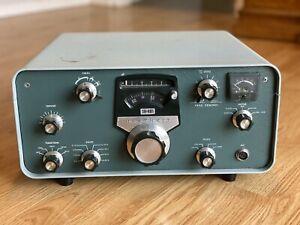Heathkit Sb 401 Hf Ham Radio Transmitter Ebay