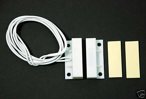 2 sets Reed Switch 5047 Com-NC 33x15x8mm Taiwan