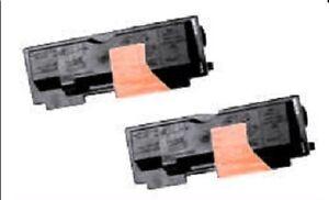 2-x-Toner-pour-Kyocera-FS-1300-FS-1300D-FS-1300dn-comme-TK-130-Jumbo-Cartouche