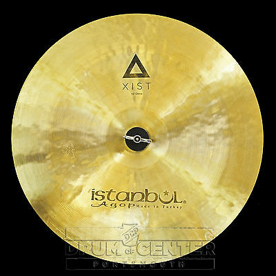 istanbul agop xist china cymbal 16 video demo ebay. Black Bedroom Furniture Sets. Home Design Ideas