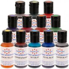 Americolor AmeriMist Airbrush Color (0.65 OZ) - Cake Decorating, Food Coloring